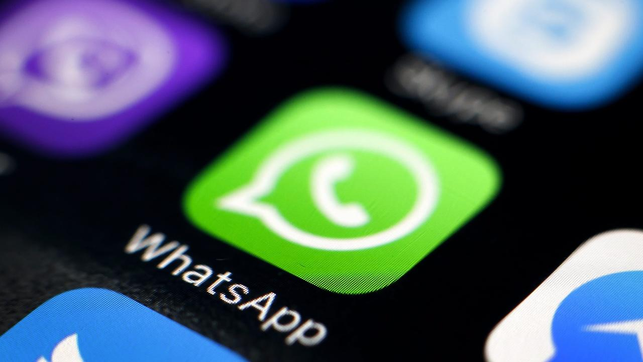 WhatsApp needs to be updated on older phones to ensure it continues to work. Picture: News Regional Media