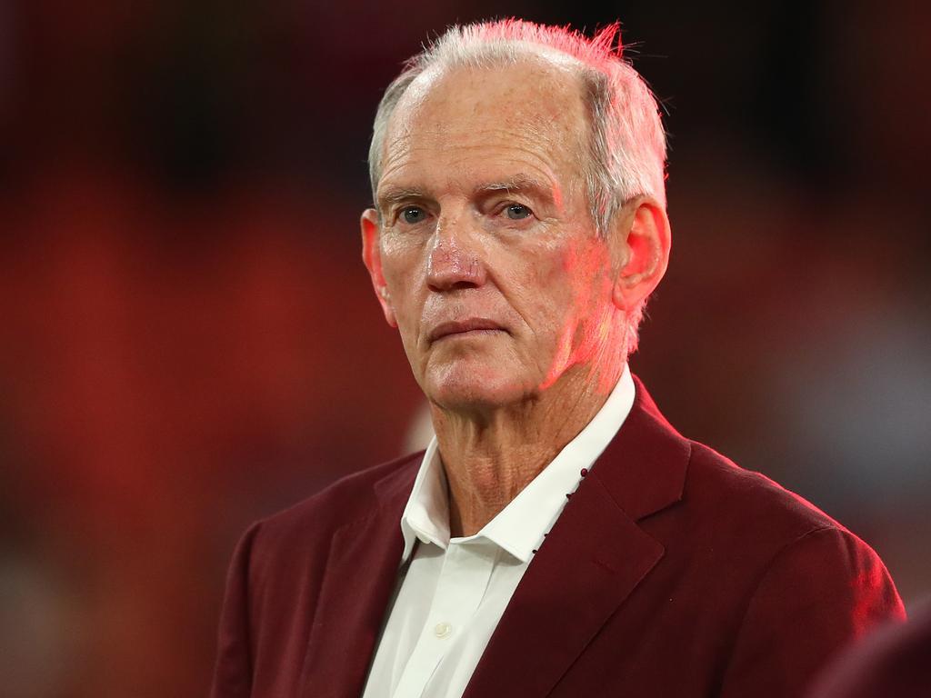 Veteran rugby league coach Wayne Bennett.