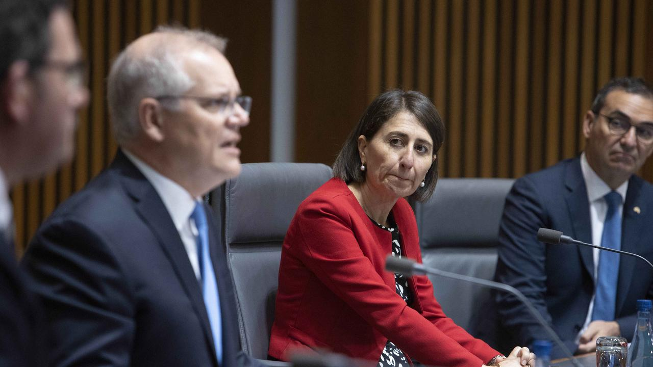 Sydney health officials are urgently gathering tracing information after the virus scare. Picture: NCA NewsWire/Gary Ramage