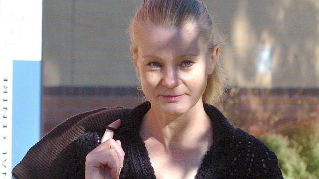 Librarian turned gun-toting helicopter hijacker, Lucy Dudko, walks from prison after serving seven years for Aus...