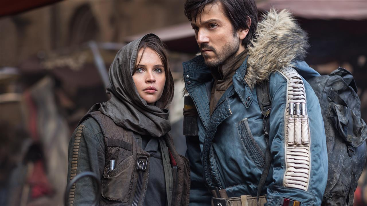 Film Featurette: 'Rogue One: A Star Wars Story'