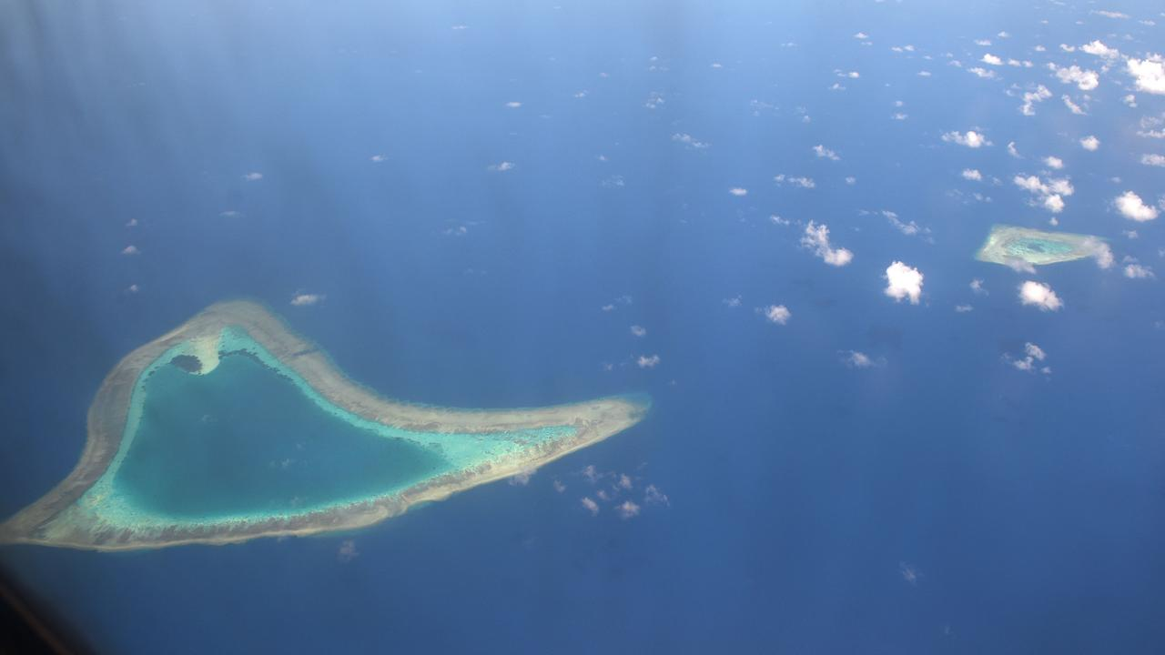 The South China Sea has been cause of major conflict in the Indo-Pacific region. Picture: Ted ALJIBE / AFP