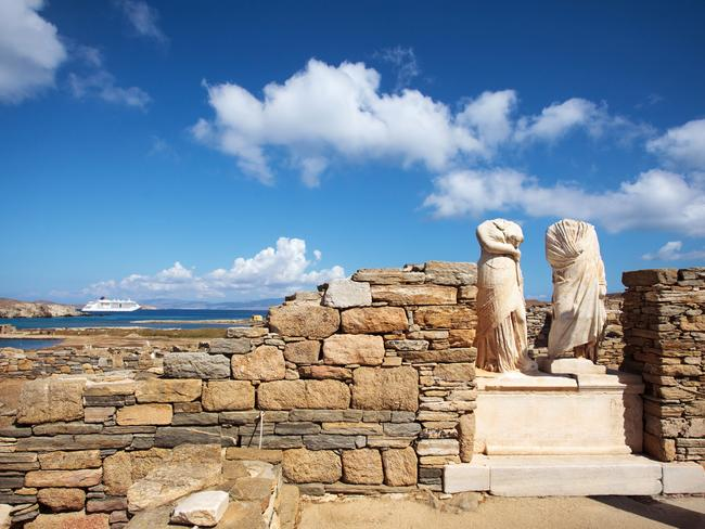 DELOS This tiny and still largely untouched little island in the Cyclades archipelago punches well above its weight. After all, it's supposedly the birthplace of Apollo and it offers a very special insight into the layers of Aegean history that make this part of the world so rich with culture and inspiration. We recommending visiting it as part of a tour, such as the eight-day 'Treasures of the Aegean Sea' cruise with Ponant, that gives you a chance to discover the beauty of this island as you travel from Istanbul to Athens, stopping at islands including Lemnos, Patmos and Hydra along the way.