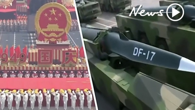 China's most powerful weapons