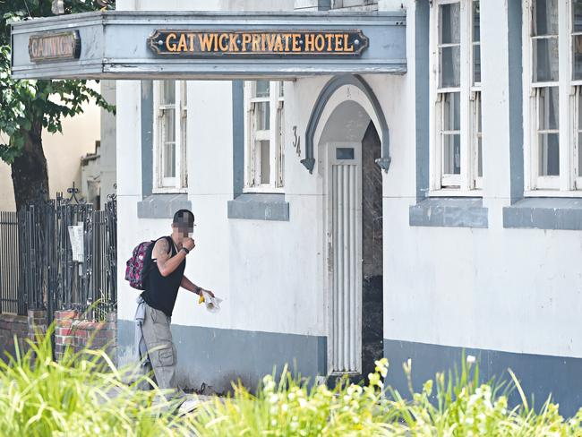 Gatwick Hotel in St Kilda. Picture Jay Town
