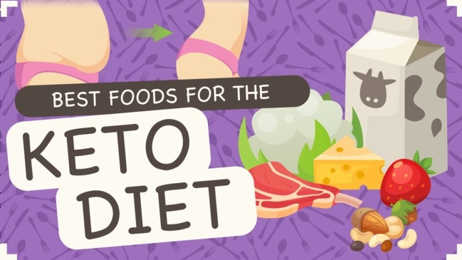 Best foods for the Keto diet