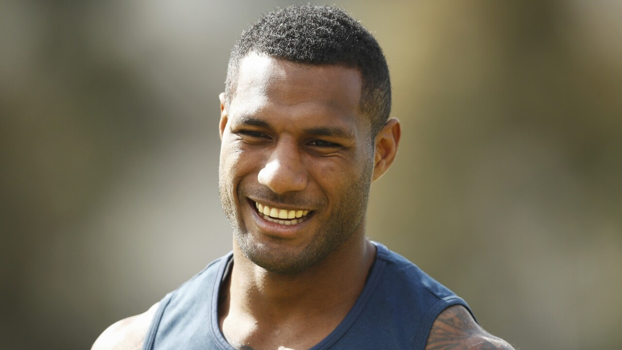 Queensland reds player stood down over allegedly pushing a security guard