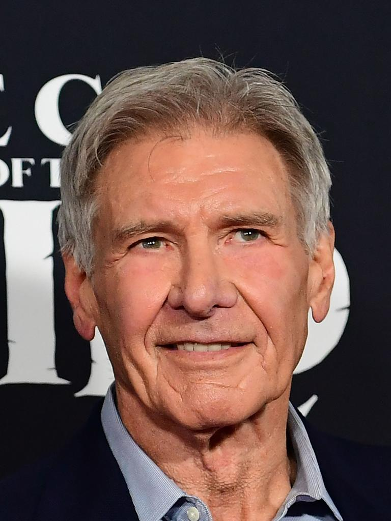 Harrison Ford has played Indiana Jones for nearly 40 years. Picture: Frederic J. Brown/AFP