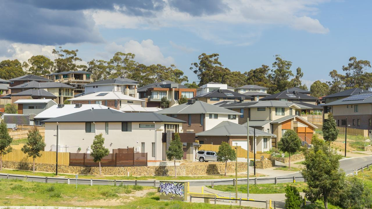 The first signs that Melbourne mortgages are shrinking off the back of tighter lending have begun to emerge.