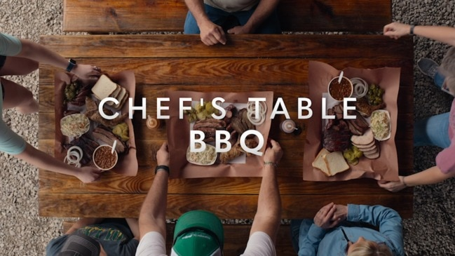 Chef's Table BBQ - Trailer