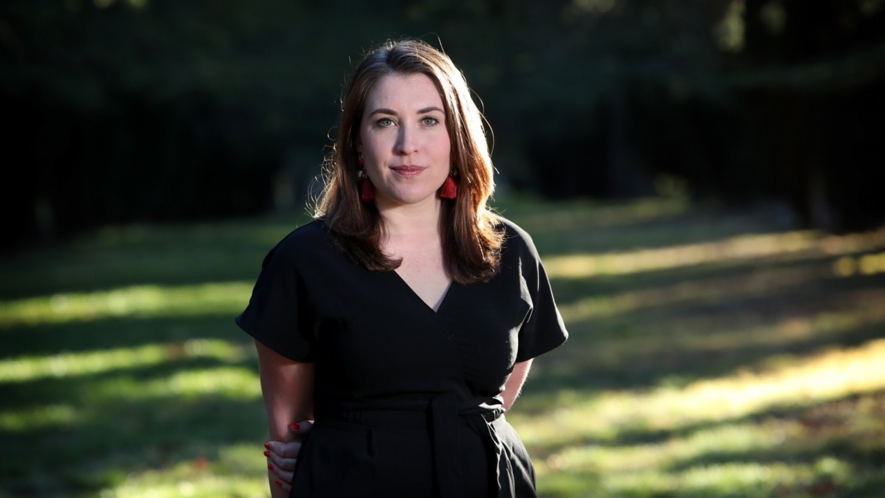 Journalist Annika Smethurst: the AFP raids were 'a shock'