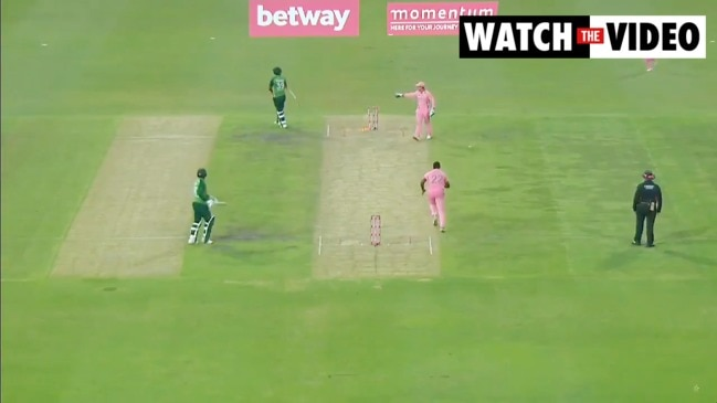 Was run out against the spirit of cricket?
