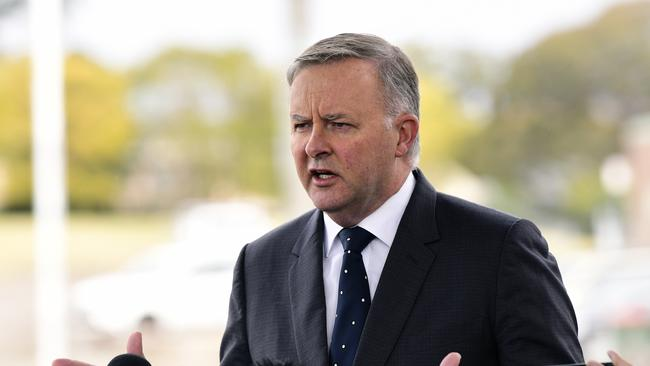 Albanese's complicated past with Labor's NSW HQ