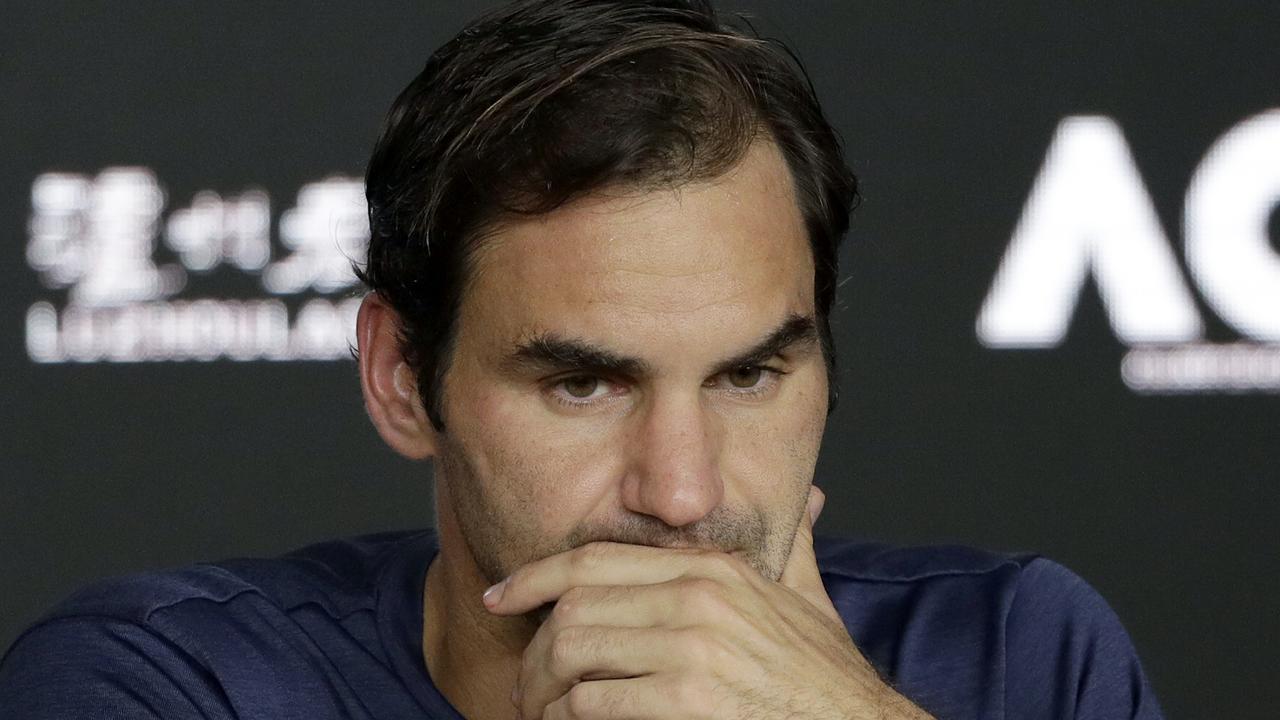 Bad news for Federer?
