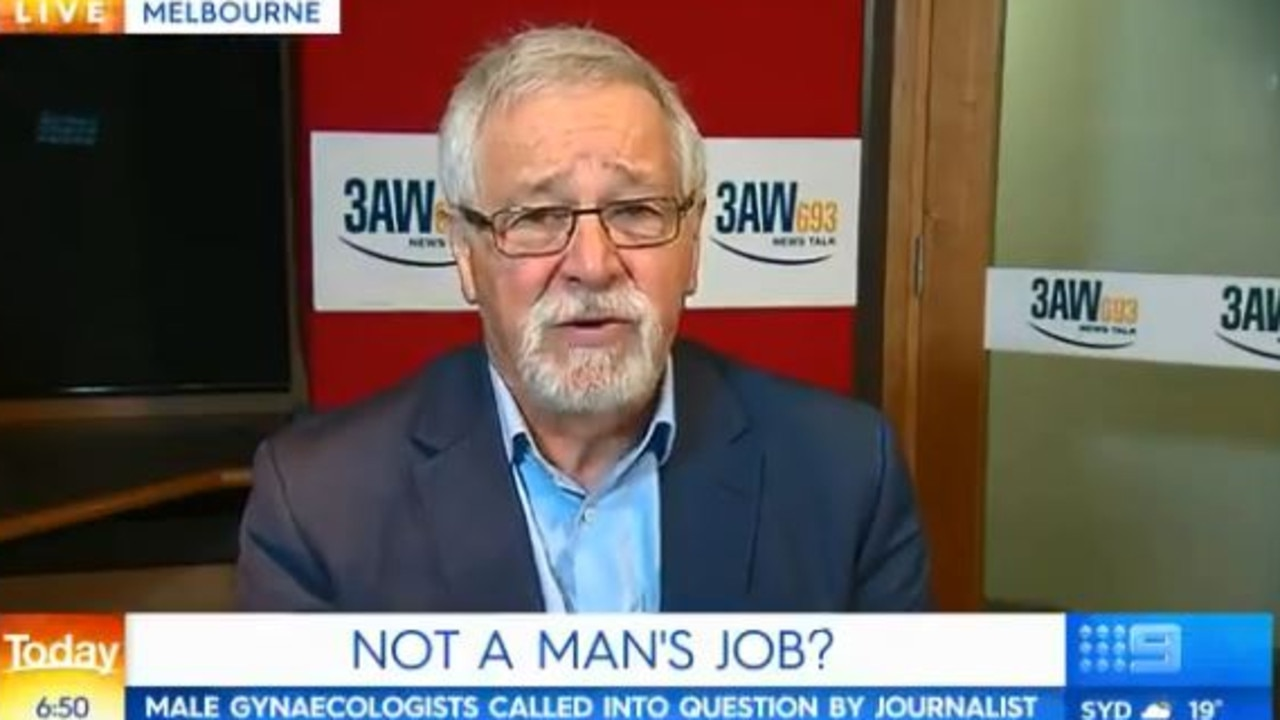 Neil Mitchell referred to it as a 'sexist' remark, saying he's not surprised it has offended industry professionals.
