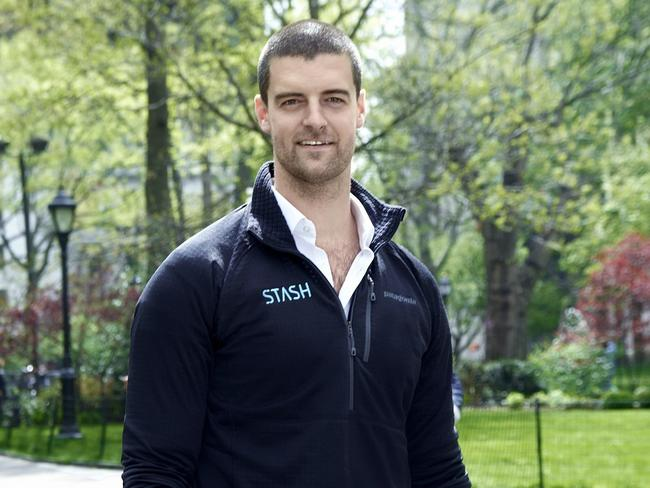 Former Sydney resident Ed Robinson has established a rapidly growing tech start-up in the US.
