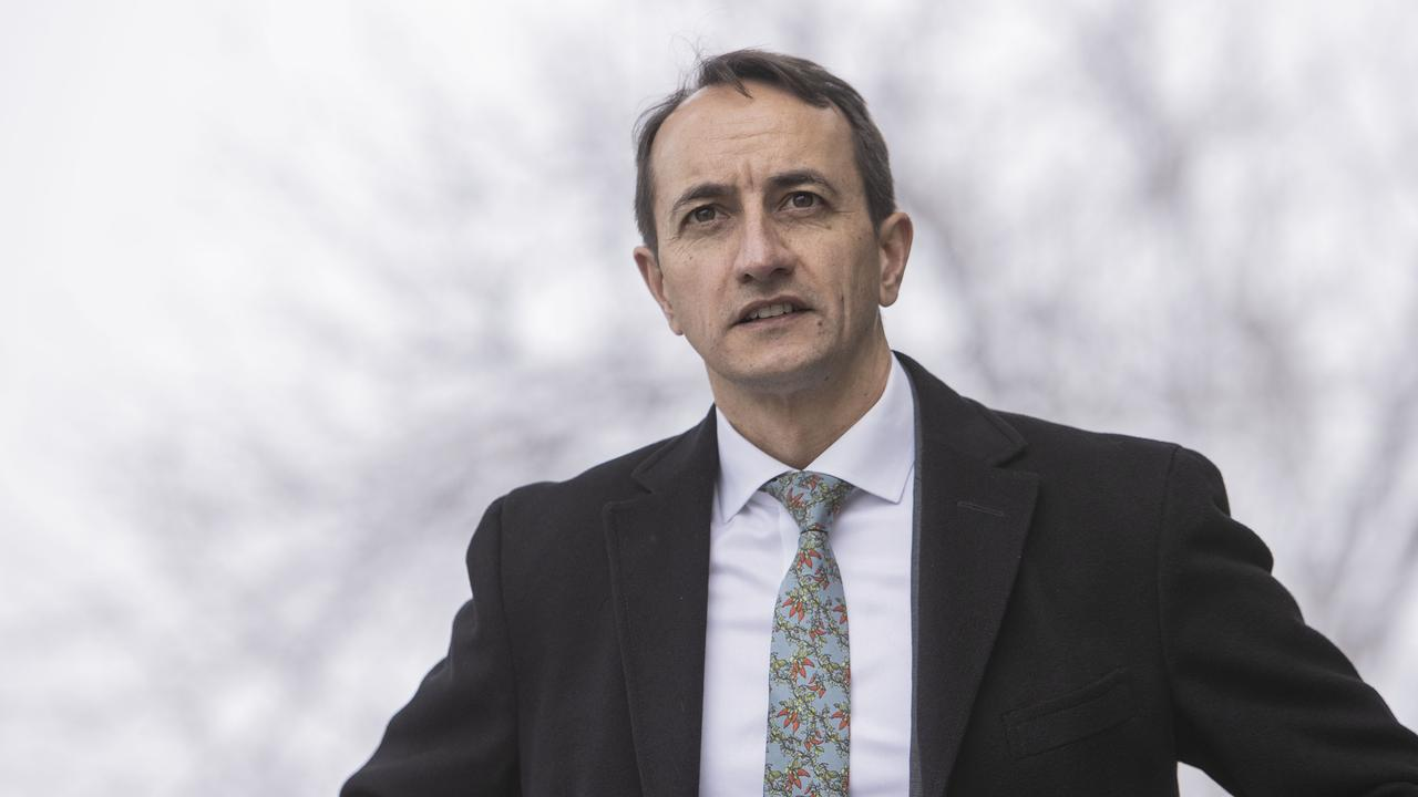 Liberal MP Dave Sharma has cast doubt on the inquiry. Picture: Gary Ramage/NCA NewsWire