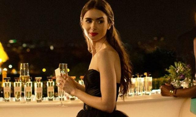 Emily in Paris Netflix problem with Lily Collins