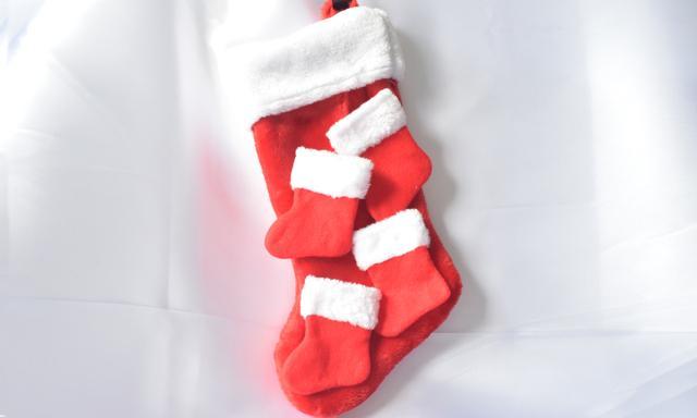 Advent stocking
