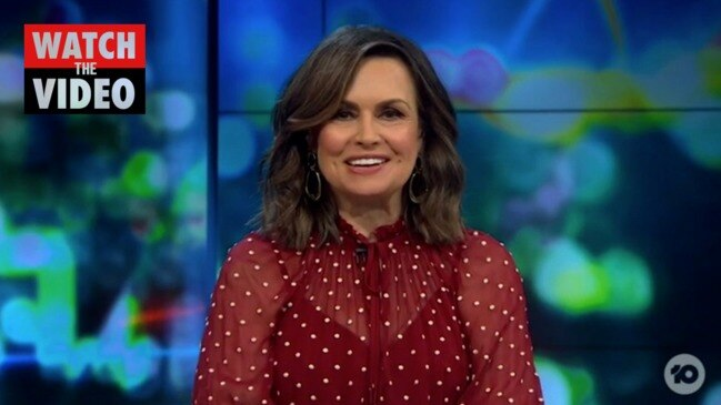 Lisa Wilkinson comments on the bungled airport reporter clash (The Project)