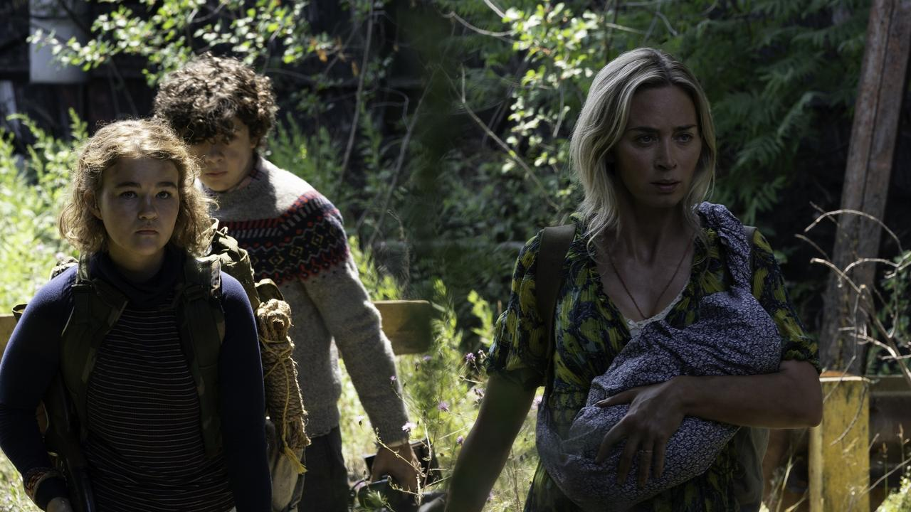 A Quiet Place Part II is about a generational hand-off.