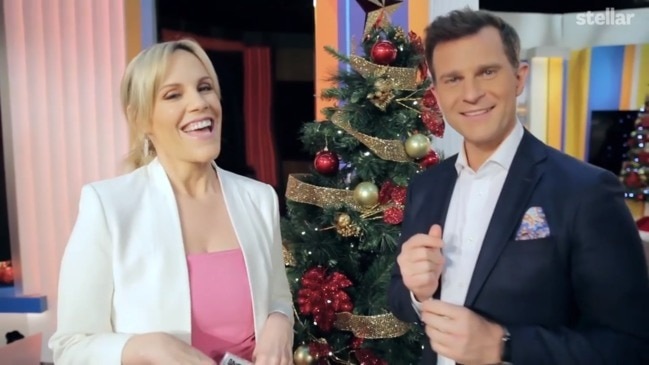 Stellar: David Campbell and Sarrah Le Marquand Christmas special