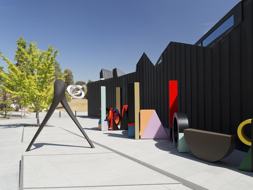 The Heide Museum of Modern Art in the Melbourne suburb of Bulleen.