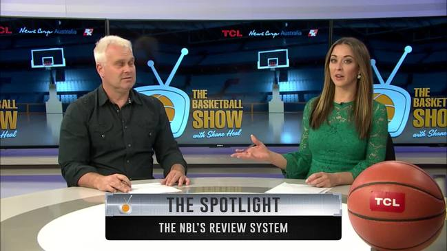 The Basketball Show: NBL review system