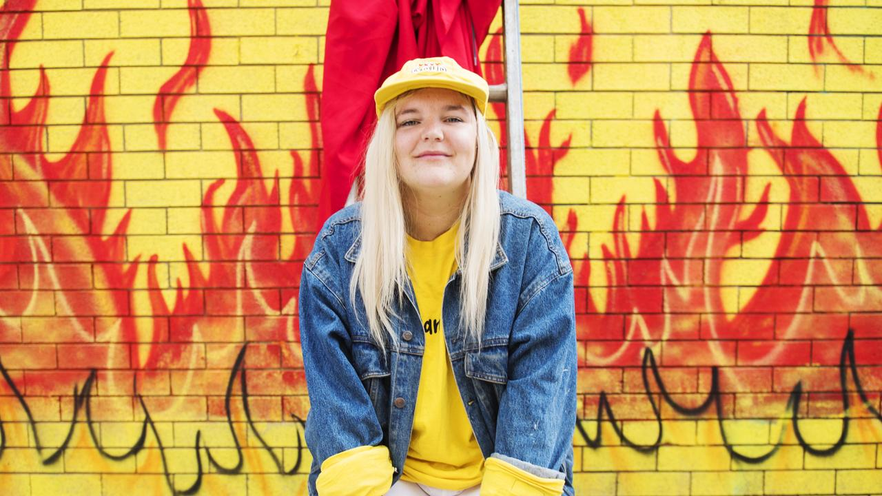 She's been the breakout Aussie music star of 2019. Picture: Elise Derwin