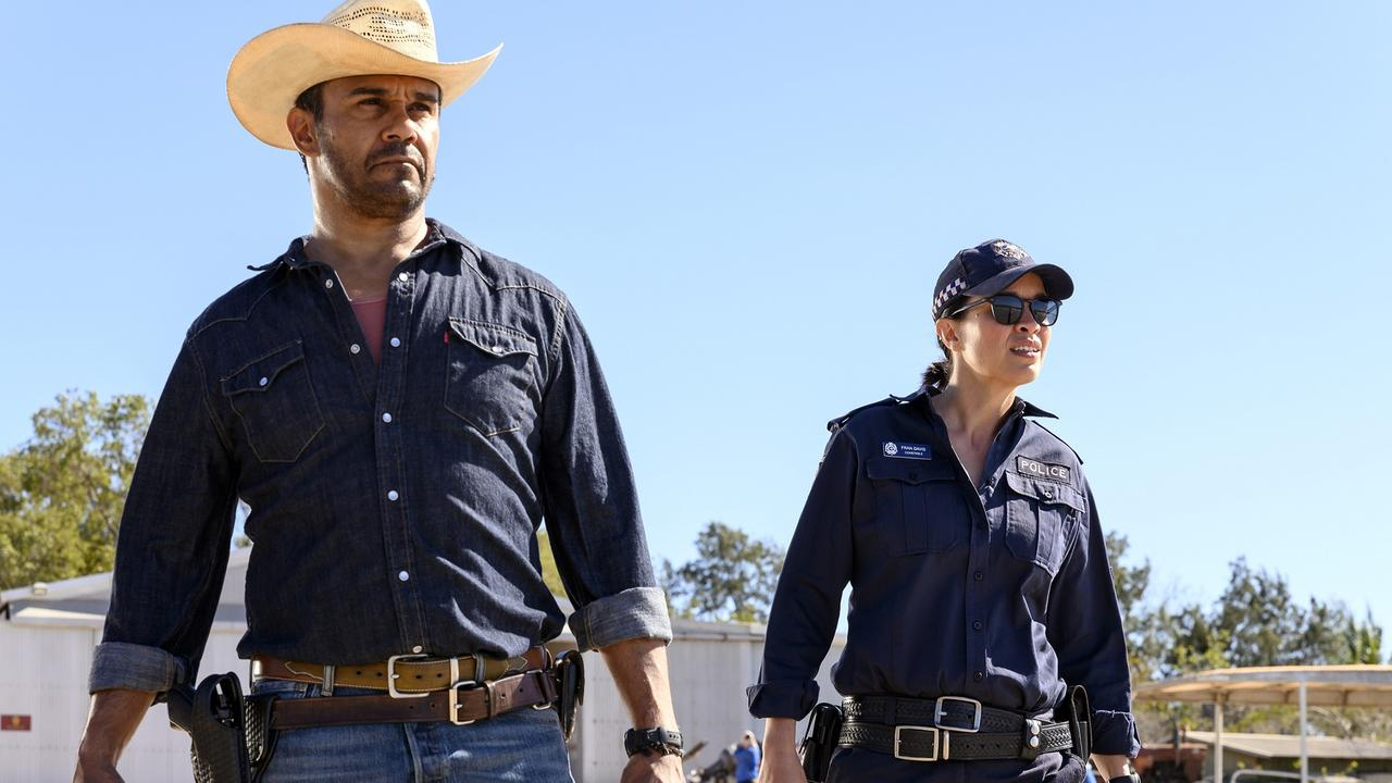 Mystery Road season two is on iview.