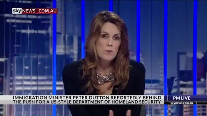 Peta Credlin says Government's main focus shouldn't be on high security intelligence