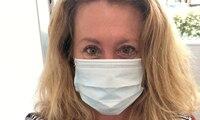 I had my first Pfizer jab at the Vaccination Hub