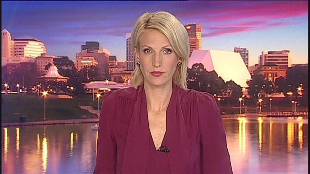 Adelaide's Afternoon Newsbyte