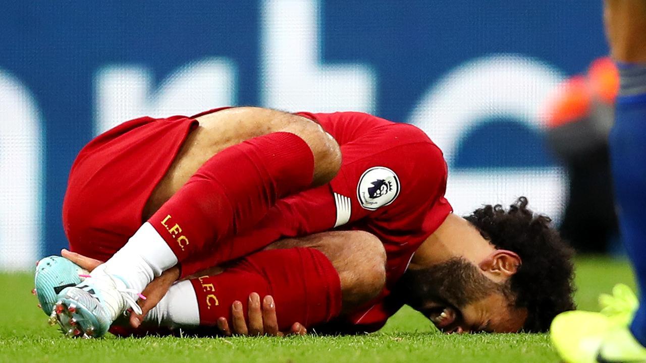Mohamed Salah set for sideline stint as Liverpool cop season-defining injury blow