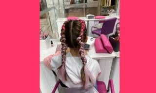 'My daughter got her hair braided today and I don't care what you think'