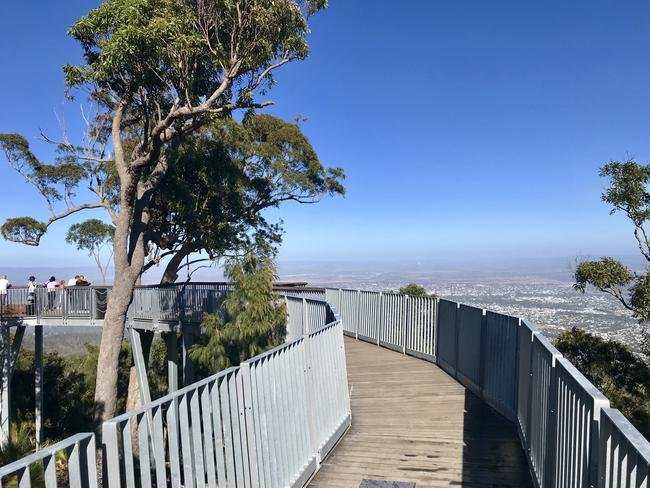 GET SOME MOUNTAIN AIR See a new side of Rockhampton from the Nurim Circuit Elevated Boardwalk which juts out from the summit of Mount Archer. Test your mettle by reaching it on foot or drive up and enjoy the 500m stroll.