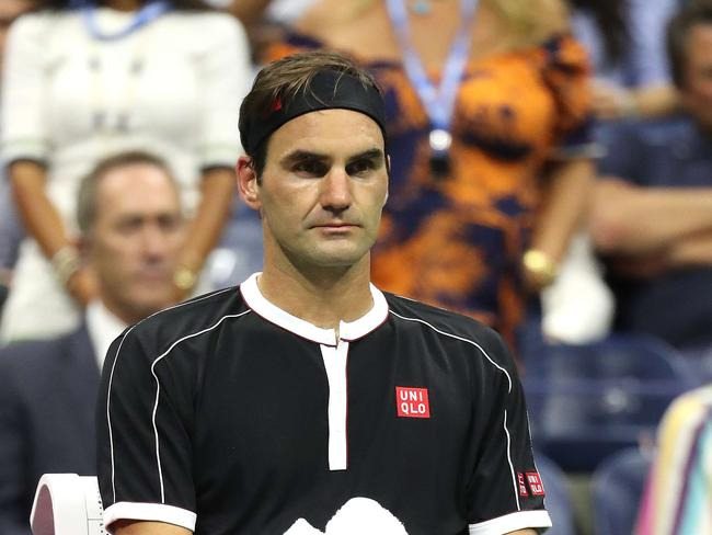 Federer reality 'nobody wants to see'