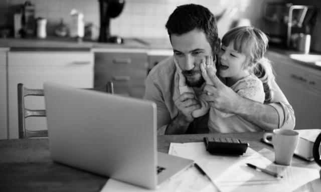 Even as busy as you are, you always make time for them. Image: iStock