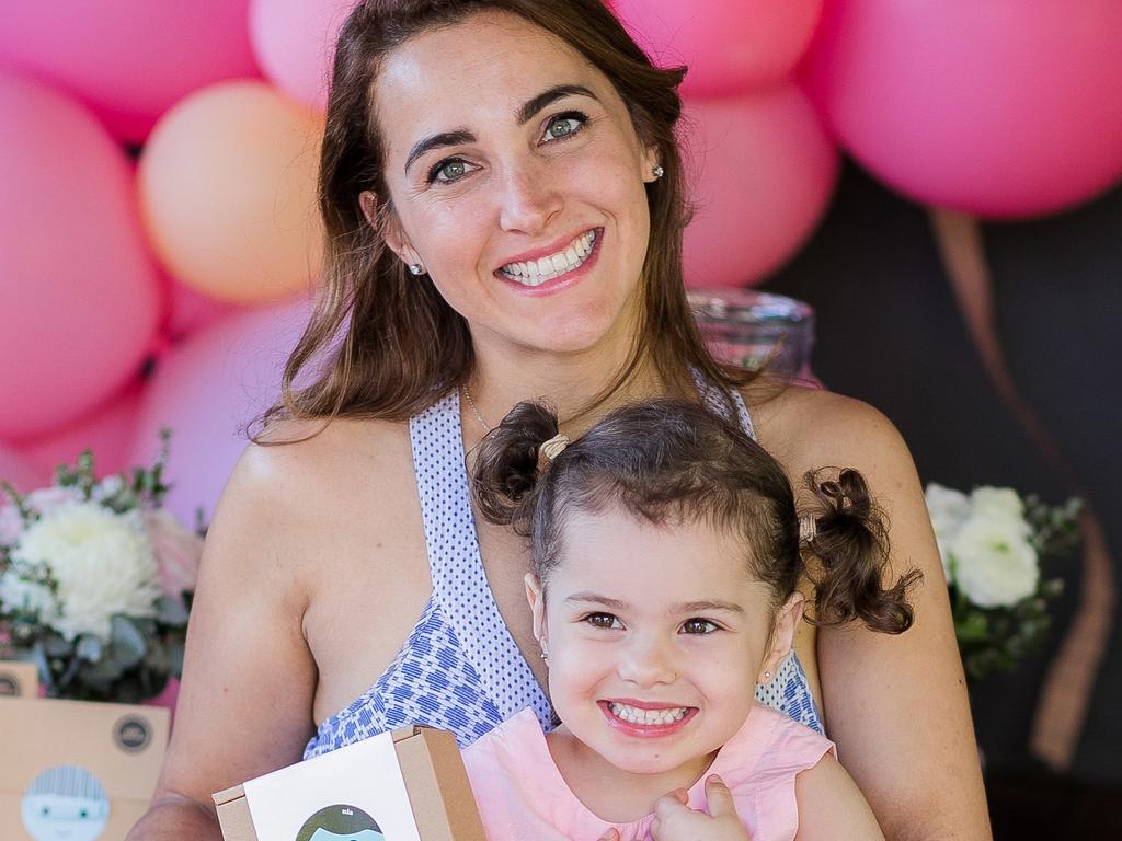 Sunshine coast mum's $1m  idea idea No Nasties Kids makeup