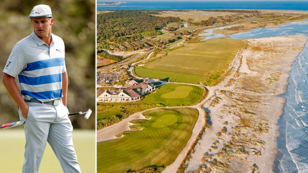 The PGA Championship will be held at the daunting Ocean Course.