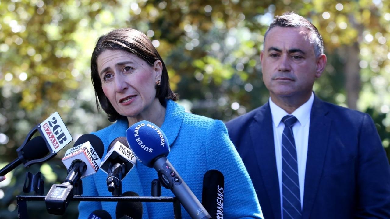 NSW Deputy Premier 'needs to be assertive' towards Premier Gladys Berejiklian