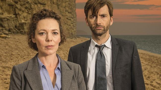 Colman is best known for her work in Broadchurch.