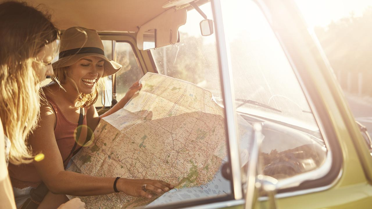 The van holiday is set to become one of the biggest travel trends of 2020.