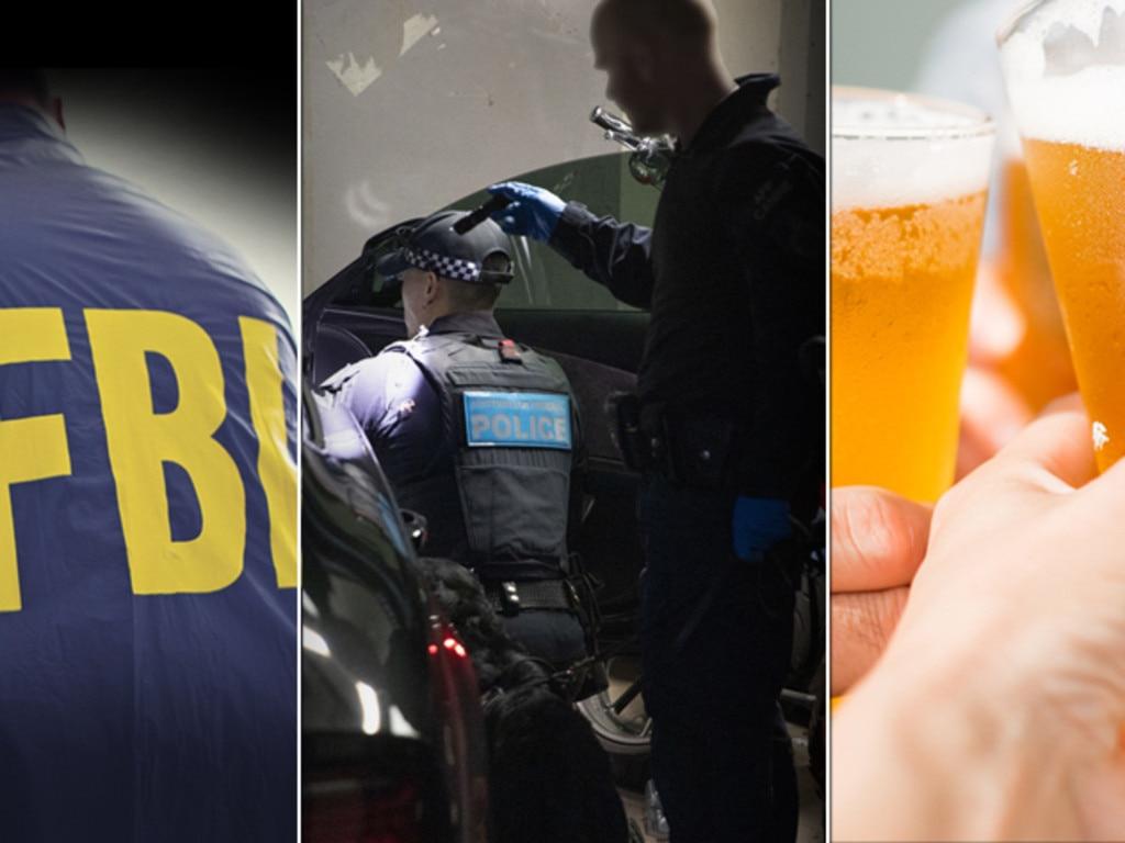 Global fight against organized crime