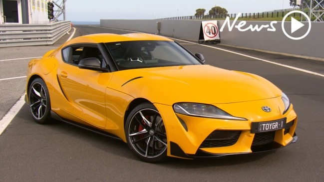 2019 Toyota GR Supra review
