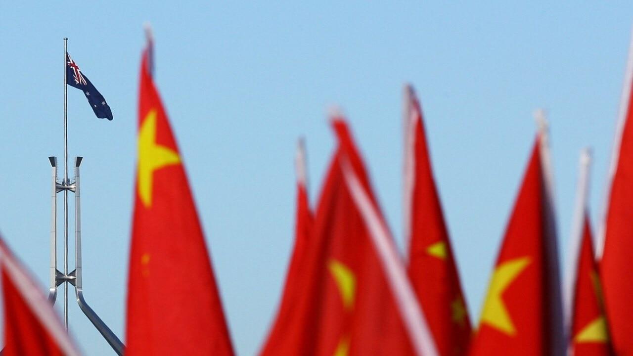 Aus-China human rights partnership suspended