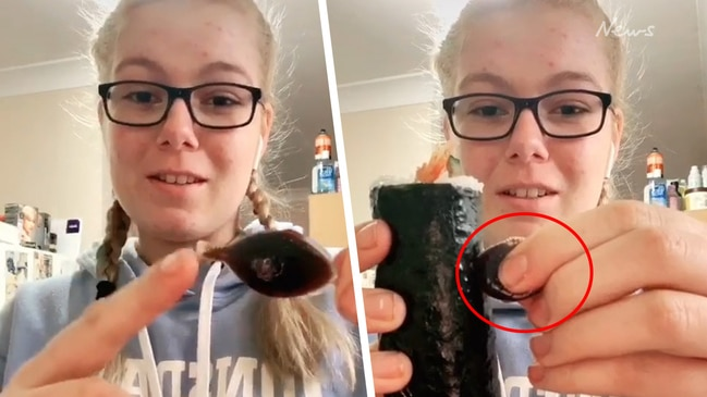 We've been eating sushi all wrong
