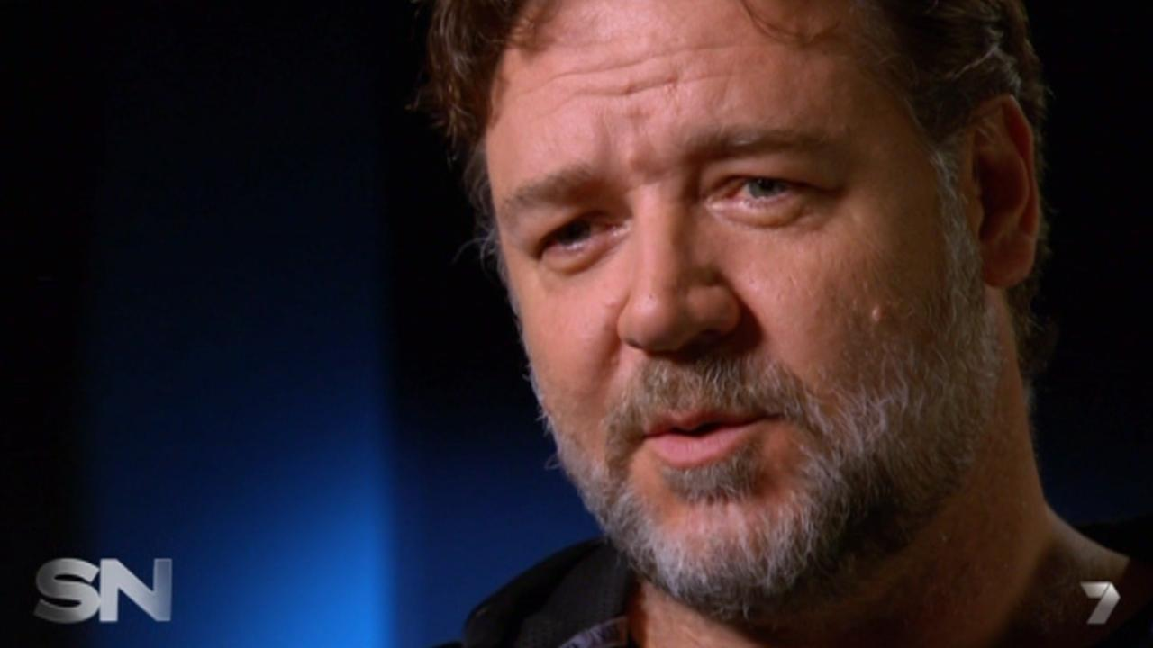 """Russell Crowe talks about Gallipoli: """"We did invade a sovereign nation"""""""