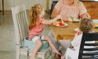 8 booster seats to graduate baby to table feeding