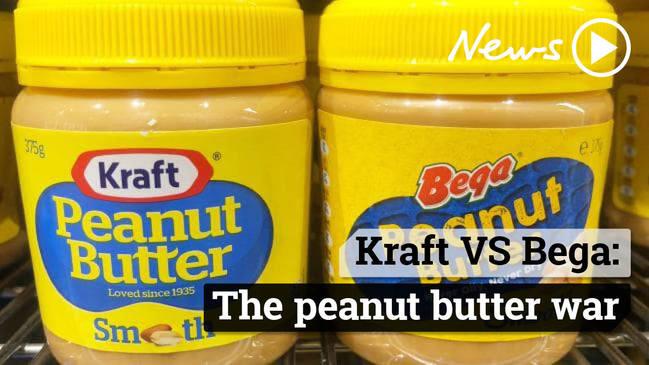 Kraft VS Bega: The peanut butter war over packaging